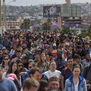 Immigration Caravan