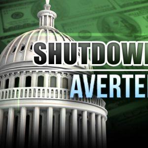 Shutdown Averted